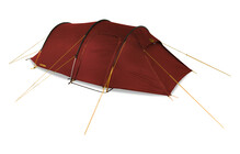 Nordisk Nordland 3 Light Weight burnt red